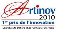 Artinov-logo 1er prix2010 190x100