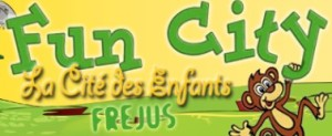 logo fun city fréjus